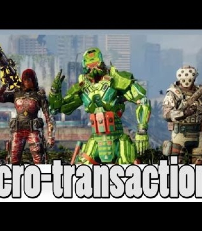 Micro-transactions Aren't the Problem