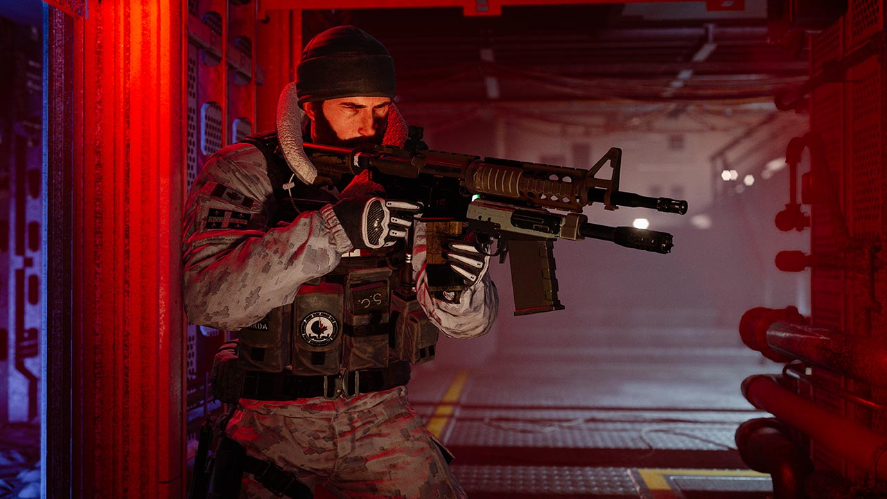 Rainbow Six Siege Free Update Black Ice now available