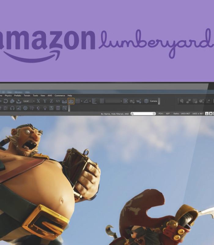 Lumberyard, Amazons free 3D game engine