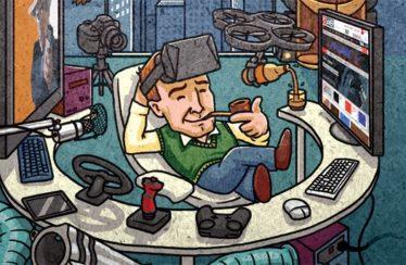 Modern Marvels of Gaming