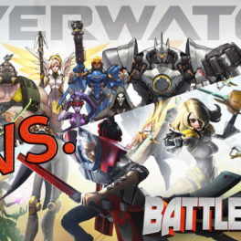 Overwatch vs Battleborn Comparing The New Hero Shooters Of This Generation