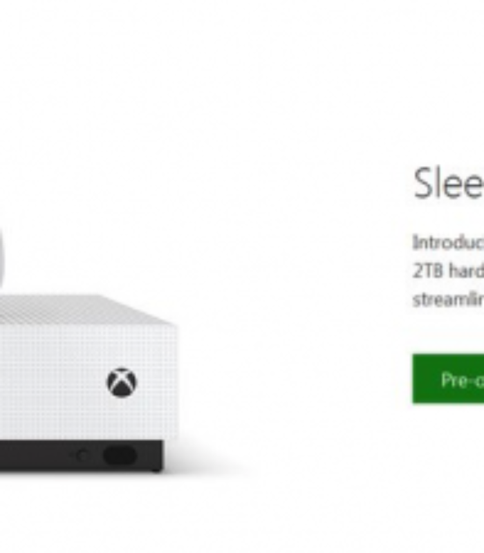 Xbox One Slim Leaked Ahead of E3 Reveal
