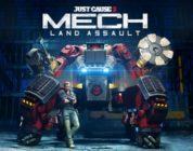 Just Cause 3 Mech Land Assault DLC Review