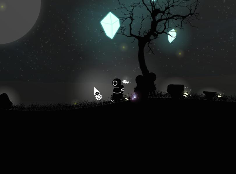 never ending night - knight's saga