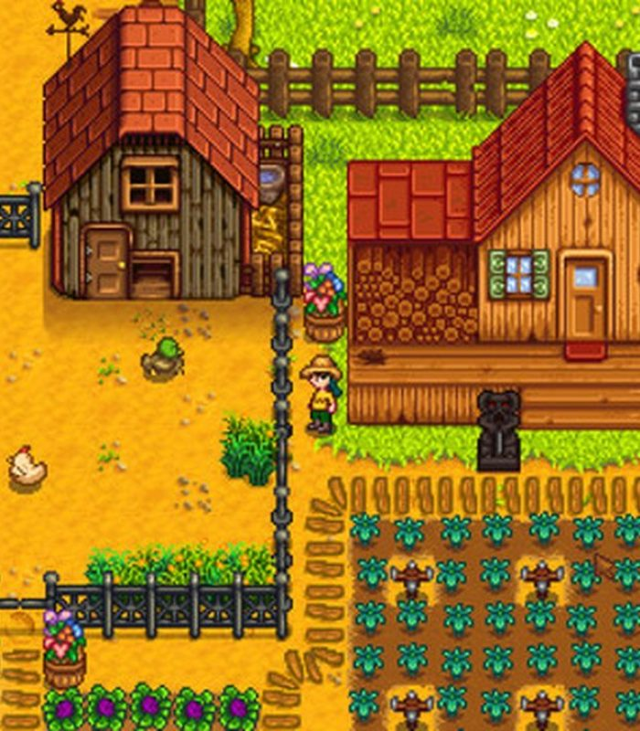 Never Played: Stardew Valley