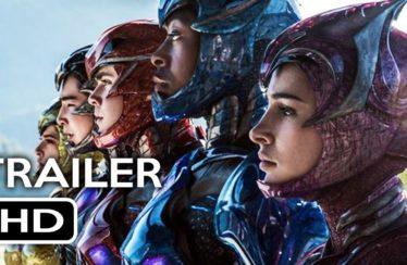 power rangers trailer #1