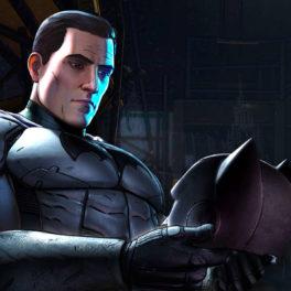 telltale batman holding mask