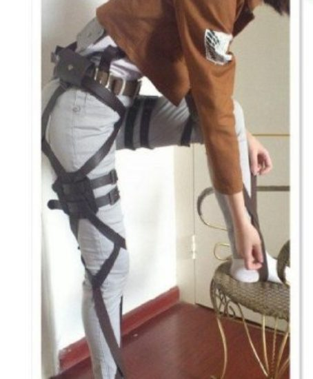 1-X-Cosplay-Attack-on-Titan-Shingeki-no-Kyojin-Recon-Corps-Belt-Hookshot-Costume-0-0
