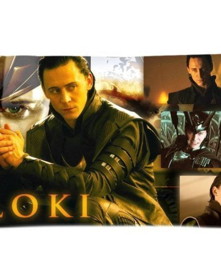 1-X-Custom-Tom-Hiddleston-The-Avengers-Loki-Laufeyson-Pillowcase-Standard-Size-2030-InchApproximate-5076-cm-Design-Cotton-Pillow-Case-0