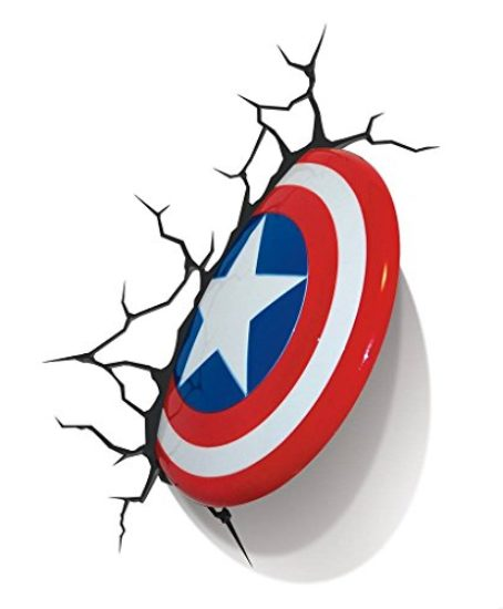 3D-Light-FX-Marvel-Captain-America-Shield-3D-Deco-LED-Wall-Light-0