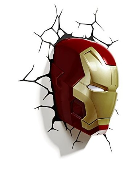 3D-Light-FX-Marvel-Iron-Man-Mask-3D-Deco-LED-Wall-Light-Discontinued-by-manufacturer-0-1