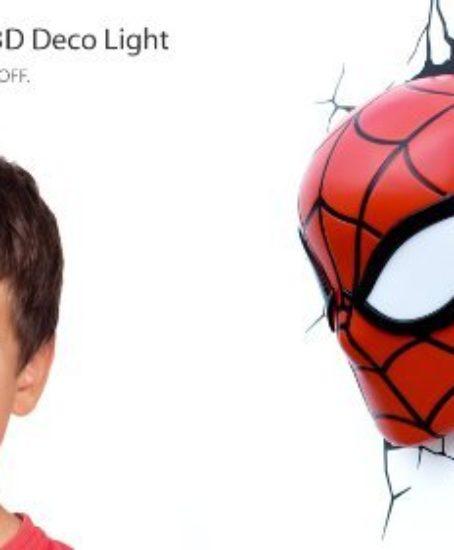 3D-Light-FX-Marvel-Spider-Man-3D-Deco-LED-Wall-Light-0-0