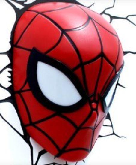 3D-Light-FX-Marvel-Spider-Man-3D-Deco-LED-Wall-Light-0