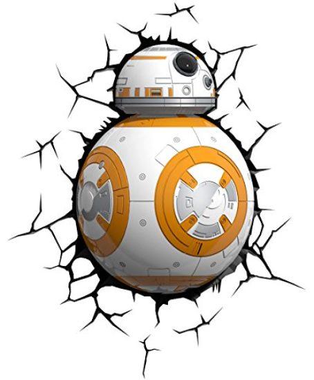 3D-Light-FX-Star-Wars-BB-8-Droid-3D-Deco-LED-Wall-Light-0