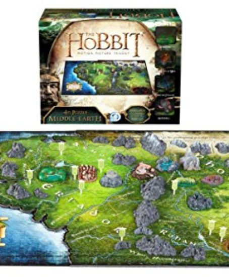 4D-Cityscape-4D-Hobbit-Middle-Earth-Time-Puzzle-1390-Piece-0