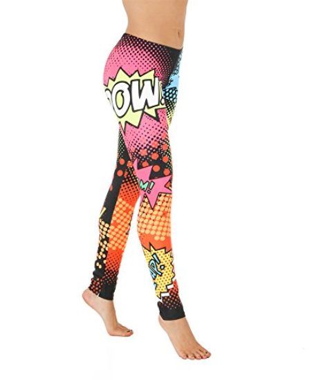 Alexandra-Collection-Womens-Pop-Art-Printed-Athletic-Workout-Leggings-0-0