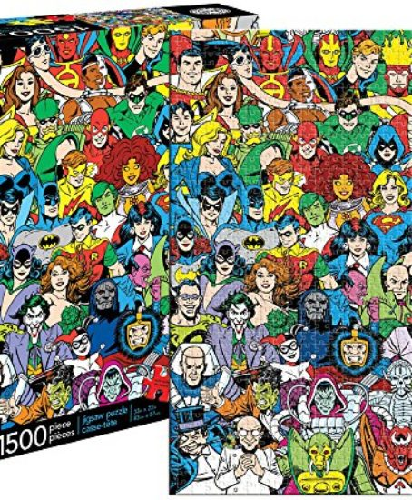Aquarius-DC-Comics-Retro-Universe-Jigsaw-Puzzle-1500-Piece-0