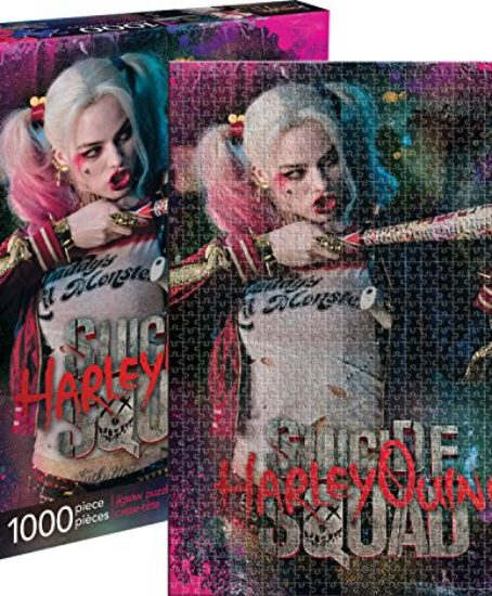 Aquarius-DC-Comics-Suicide-Squad-1000Pc-Puzzle-0