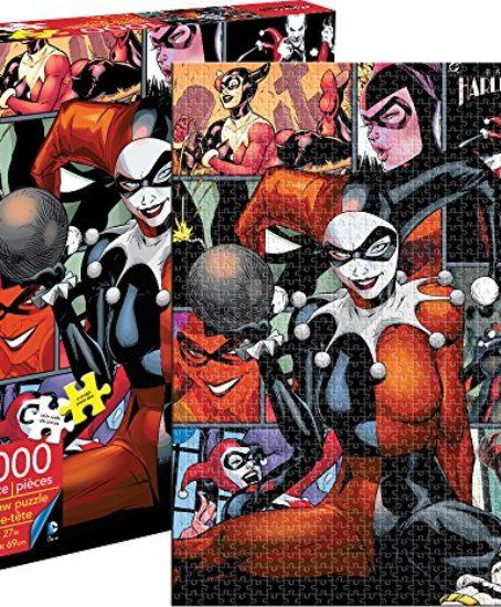 Aquarius-DC-Harley-Quinn-Puzzle-1000-Piece-0