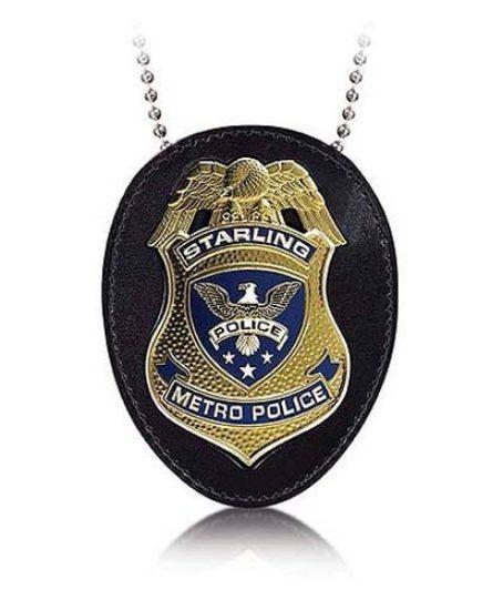 Arrow-TV-Series-Starling-City-Police-Badge-Prop-Replica-by-Arrow-0