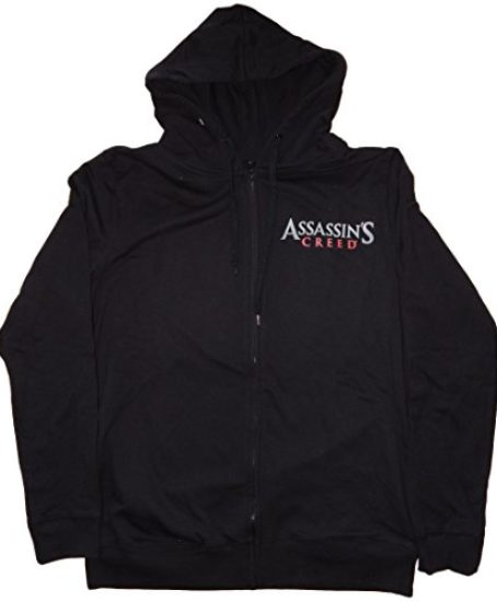 Assassins-Creed-Logo-Adult-Sized-Zip-Up-Hoodie-0-0