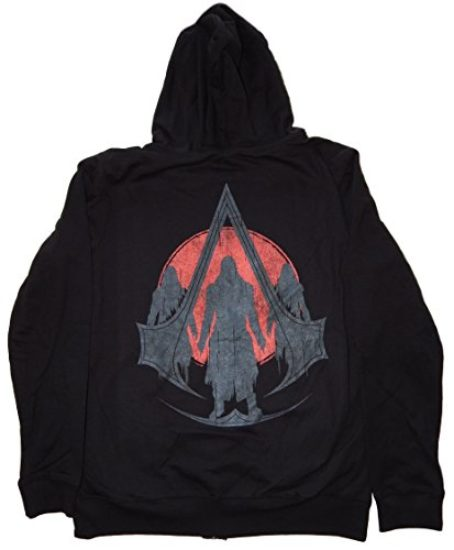 Assassins-Creed-Logo-Adult-Sized-Zip-Up-Hoodie-0