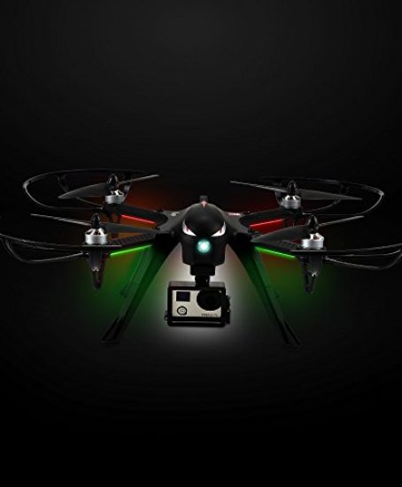 BRUSHLESS-MOTOR-Quadcopter-Bugs3-Independent-ESC-RC-Drone-Smart-Transmitter-Alarm-Function-High-Capacity-Battery-RTF-Drone-without-Camera-Support-GoPro-HERO-Cameras-and-Sports-Cameras-0-0