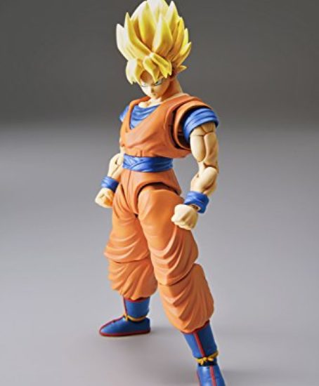 Bandai-Hobby-Figure-Rise-Standard-Super-Saiyan-Son-Goku-Dragon-Ball-Z-Building-Kit-0-0