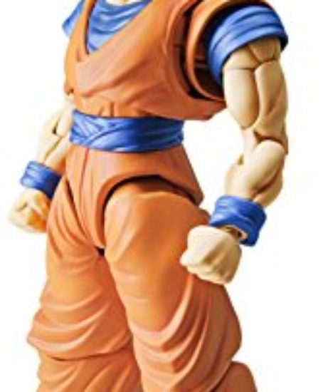 Bandai-Hobby-Figure-Rise-Standard-Super-Saiyan-Son-Goku-Dragon-Ball-Z-Building-Kit-0