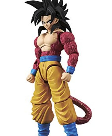 Bandai-Hobby-Standard-Super-Saiyan-4-Son-Goku-Dragon-Ball-GT-Action-Figure-0-0