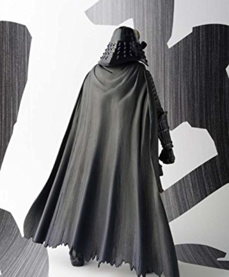 Bandai-Tamashii-Nations-Movie-Realization-Samurai-General-Darth-Vader-Star-Wars-Action-FigureDiscontinued-by-manufacturer-0-1