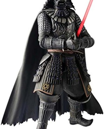 Bandai-Tamashii-Nations-Movie-Realization-Samurai-General-Darth-Vader-Star-Wars-Action-FigureDiscontinued-by-manufacturer-0