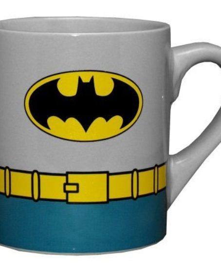 Batman-Costume-Uniform-Superhero-14-oz-Ceramic-Coffee-Mug-0