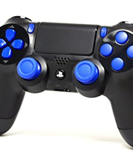 BlackBlue-PS4-Playstation-4-Rapid-Fire-Modded-Controller-for-COD-Black-Ops-3-AW-Ghosts-Destiny-Battlefield-Quick-Scope-Drop-Shot-Auto-Run-Sniped-Breath-Mimic-More-0-0