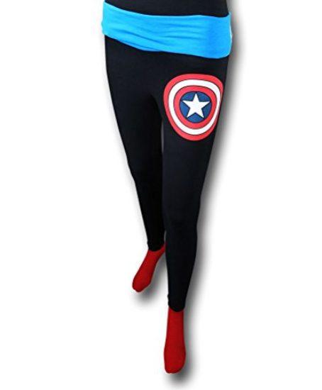 Captain-America-Shield-Womens-Yoga-Pants-0