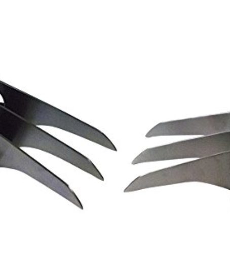 Charcoal-Companion-CC1132-Slash-Serve-Meat-Claws-Pair-Barbecue-Tool-Sets-0