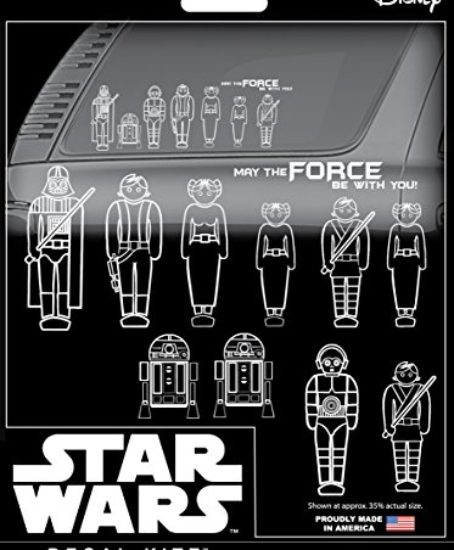 Chroma-45020-Star-Wars-Family-Decal-Kit-11-Piece-0