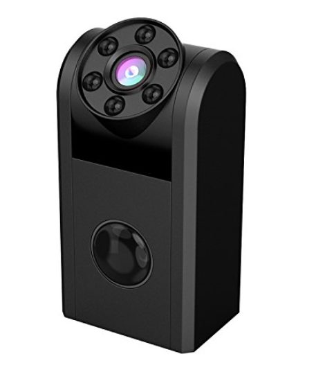 Conbrov-T11-720p-Mini-Spy-Hidden-Camera-Night-Vision-Portable-Covert-Nanny-Cam-PIR-Motion-Activated-Detection-Video-Recording-Camcorder-1000mAh-Battery-Max-1-Year-Long-Standby-0