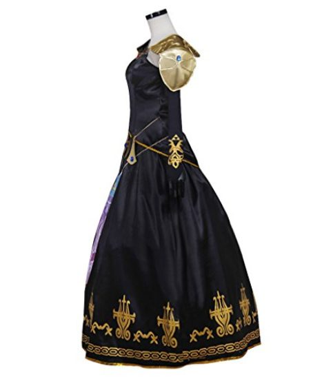 CosplayDiy-Womens-Dress-for-Legend-of-Zelda-Twilight-Princess-Zelda-Cosplay-0-1