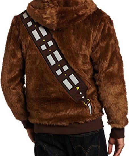 CosplaySky-Star-Wars-Chewbacca-Hoodie-Jacket-Furry-I-Am-Chewie-Sweatshirt-Costume-0-0