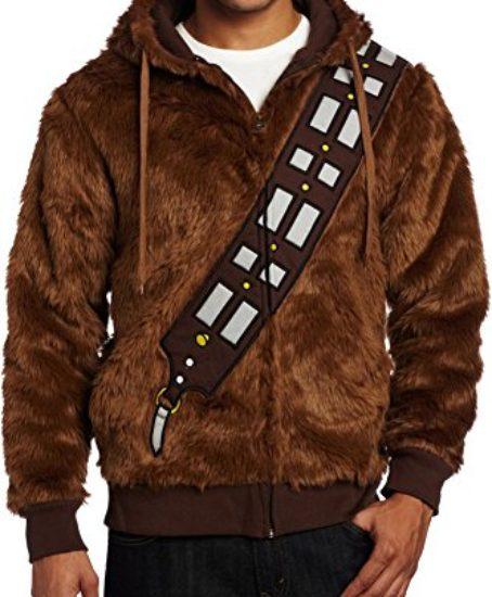 CosplaySky-Star-Wars-Chewbacca-Hoodie-Jacket-Furry-I-Am-Chewie-Sweatshirt-Costume-0
