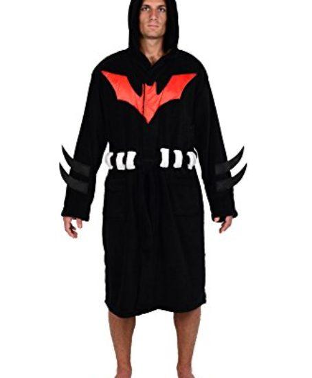 DC-Comics-Batman-Beyond-Hooded-Fleece-Robe-One-Size-0