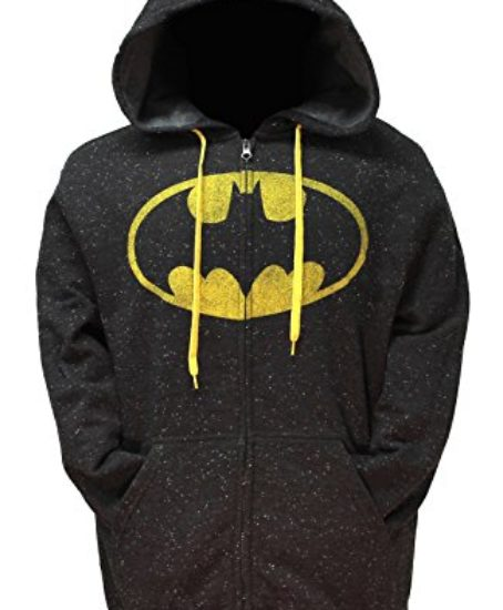 DC-Comics-Batman-Logo-Graphic-Zipper-Hoodie-0