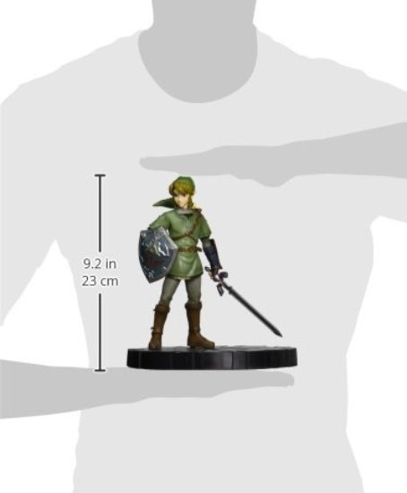 Dark-Horse-Deluxe-Legend-of-Zelda-Twilight-Princess-Link-Deluxe-Collectors-Figure-0-0