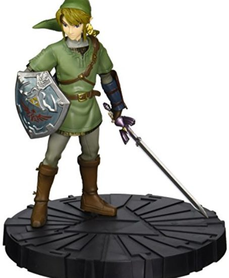 Dark-Horse-Deluxe-Legend-of-Zelda-Twilight-Princess-Link-Deluxe-Collectors-Figure-0