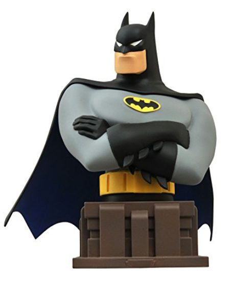 Diamond-Select-Toys-Batman-The-Animated-Series-Batman-Resin-Bust-Statue-0