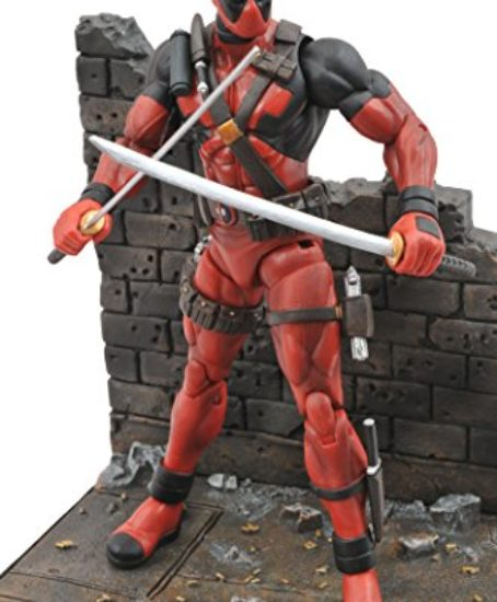 Diamond-Select-Toys-Marvel-Select-Deadpool-Action-Figure-0-0