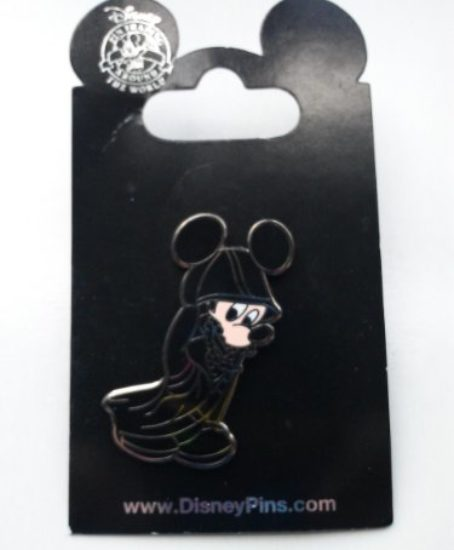 Disney-Parks-Exclusive-Kingdom-Hearts-King-Mickey-Organization-XIII-Pin-90998-0