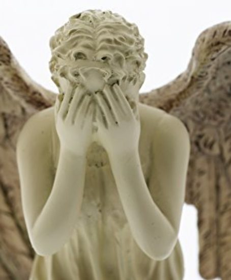 Doctor-Who-Doctor-Who-Bookends-Resin-Weeping-Angel-Action-Figure-DW01708-parallel-import-goods-0-0
