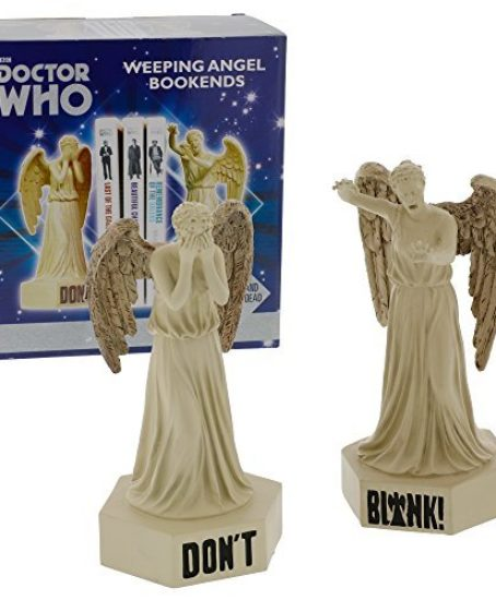 Doctor-Who-Doctor-Who-Bookends-Resin-Weeping-Angel-Action-Figure-DW01708-parallel-import-goods-0